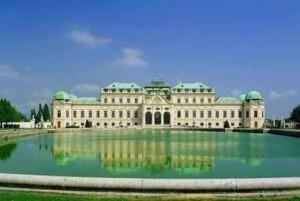 Belvedere Palaces, Wien, Wien, Österreich